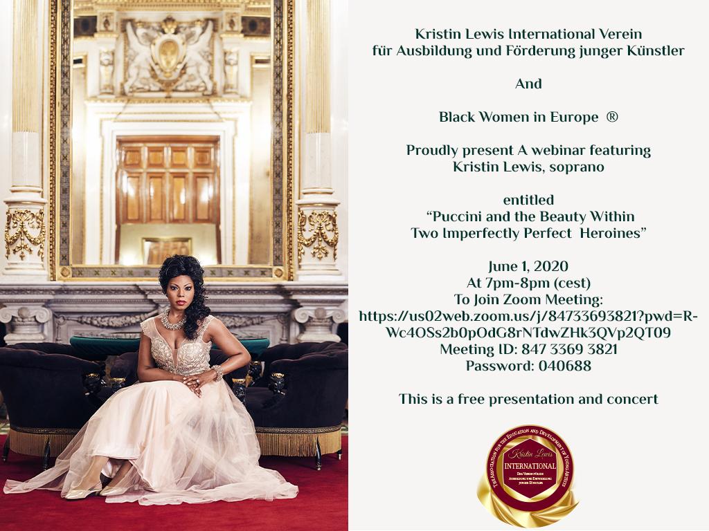 Kristin Lewis Webinar